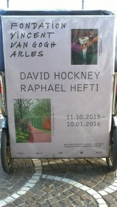 Nouvelle exposition à la Fondation Vincent Van Gogh d'Arles à découvrir jusqu'au 10 janvier 2015