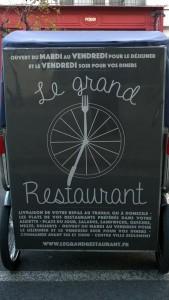 Livraison de vos repas à domicile ou au travail dans Arles avec Le Grand Restaurant