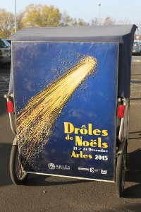 Drôles de Noëls à Arles du 21 au 24 décembre 2015