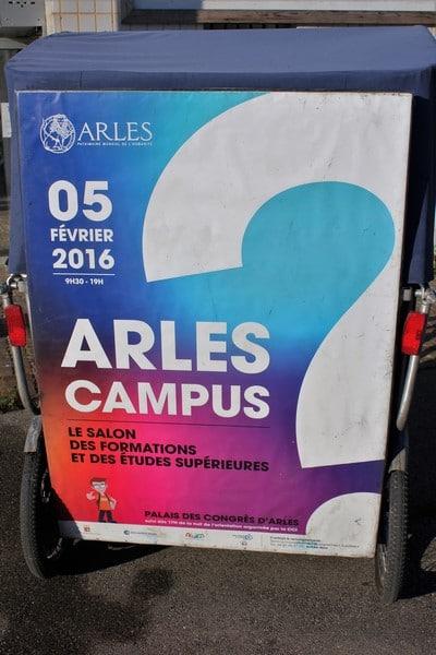 Arles Campus 2016, vendredi 5 février au Palais des congrès d'Arles