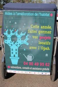 OPAH de l'agglo du pays d'Arles:  subventions et conseils pour vos travaux de renovation