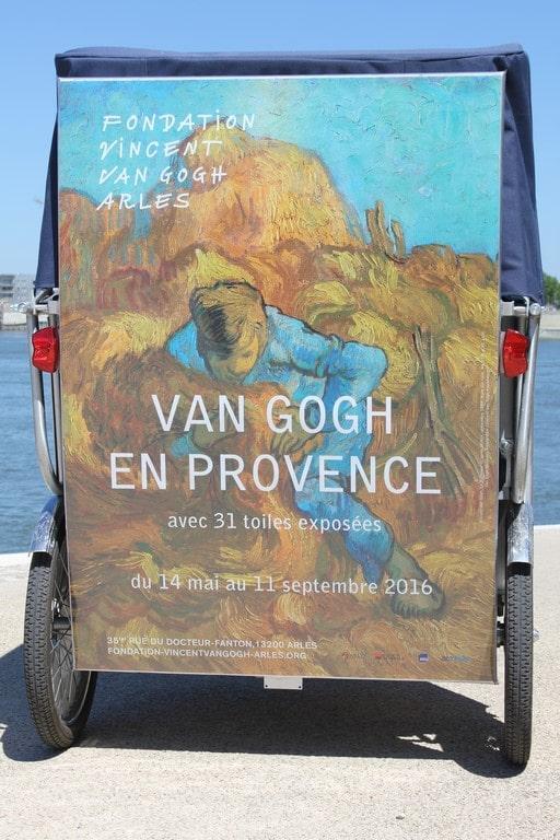 31 toiles de Vincent Van Gogh à découvrir à la fondation Vincent Van Gogh d'Arles