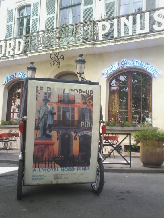Paris Pop Up au Nord Pinus Arles (Copier)