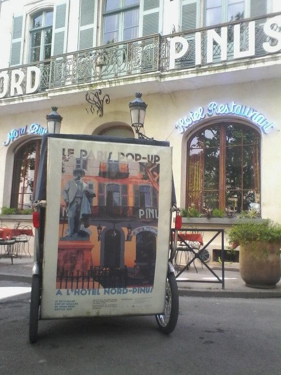 Le Paris Pop-Up, de retour à Arles jusqu'au 30 septembre 2016