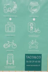 Les Rencontres d'Arles 2017: Location de vélos avec Taco and Co