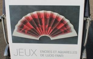 Flair galerie vous présente «Jeux» de Lucio Fanti jusqu'au 26 Novembre 2016