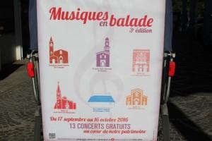 Musiques en balade, 13 concerts gratuits au cœur de notre patrimoine