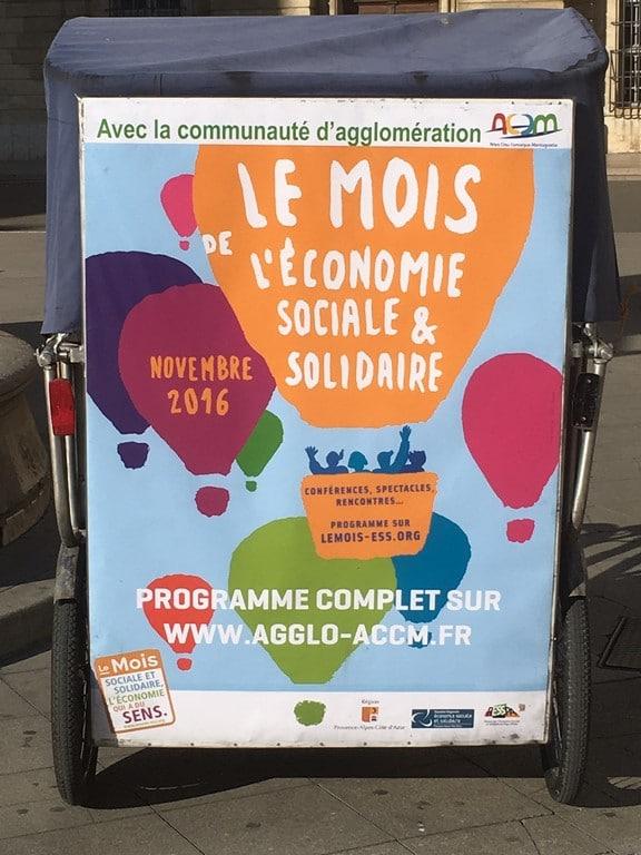 Novembre 2016 : Mois de l'économie sociale et solidaire à Arles