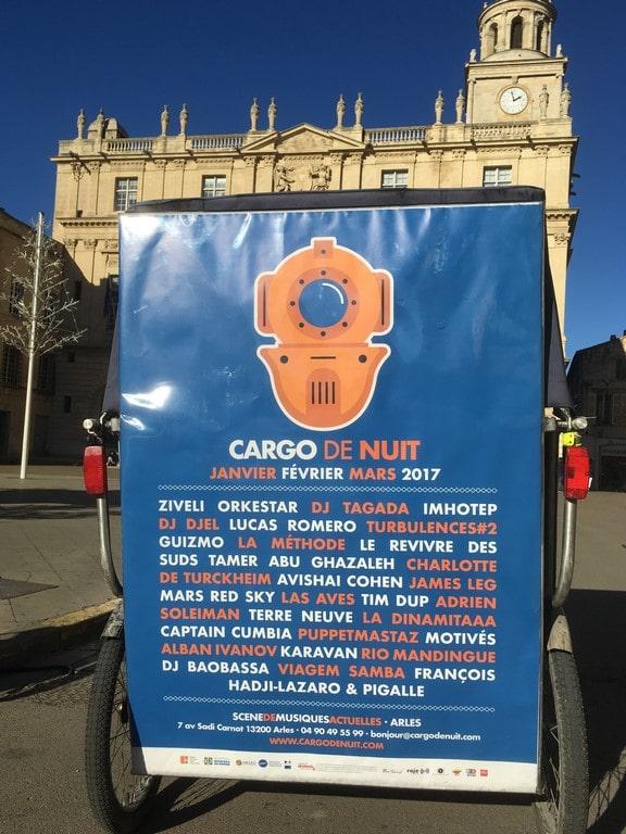 Le Cargo de Nuit, votre salle de concert à Arles: Voici le programme 2017!!