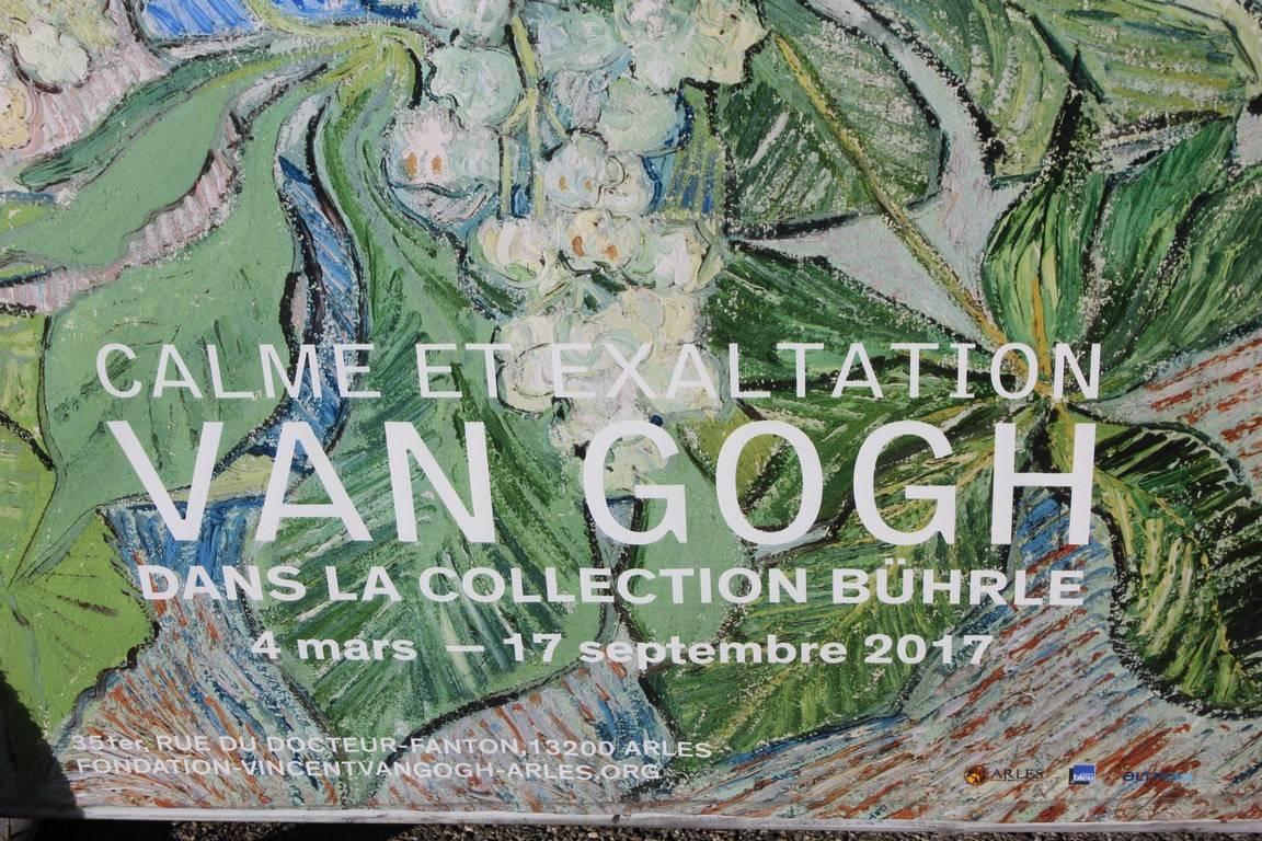 Fondation Vincent Van Gogh à Arles: Nouvelle exposition du 4 Mars au 17 Septembre 2017