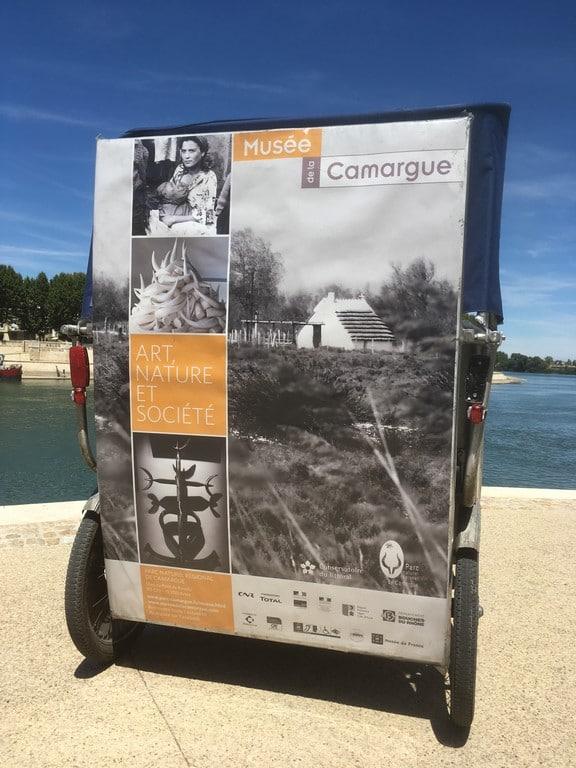 Le musée de la Camargue au sein du Parc naturel Régional de Camargue