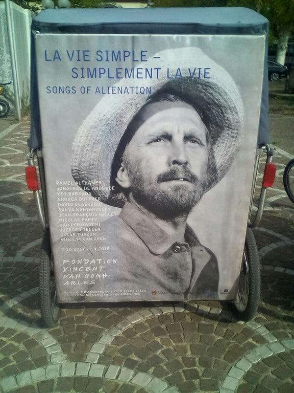 Nouvelle exposition à la Fondation Vincent Van Gogh d'Arles»La vie simple, simplement la vie»