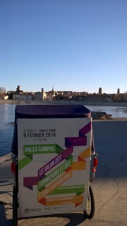 Arles Campus, le 9 février 2018 au Palais des Congrès d' Arles