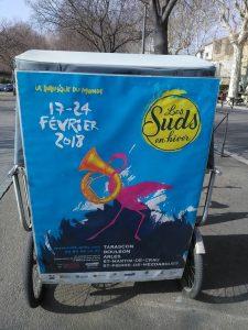 Les Suds à Arles deviennent les suds en hiver du 17 eu 24 février 2018