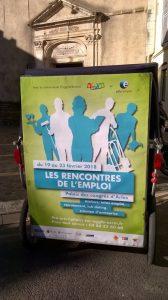 Les Rencontres de l'emploi du 19 au 23 février 2018 à Arles