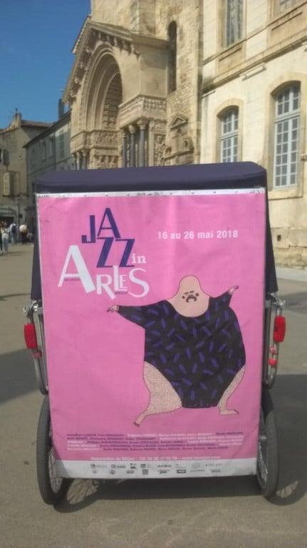 Le Festival Jazz in Arles aura lieu du 16 au 26 Mai 2018