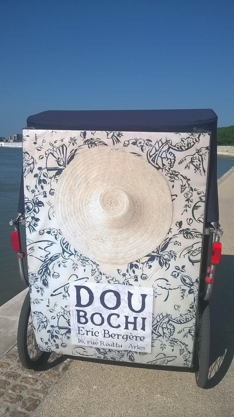 Dou Bochi: Galerie et boutique, 16 rue réattu à Arles