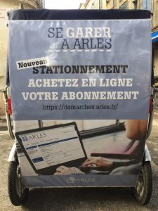 Stationnement à Arles: Achetez votre abonnement en ligne
