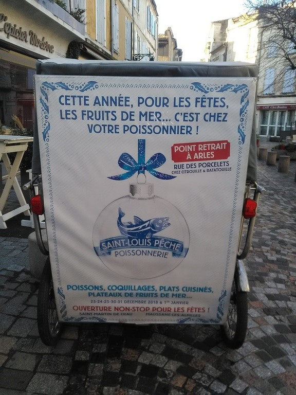 Poissonnerie Saint-Louis Pêche : vos plateaux de fruit de mer à emporter à Arles pour les fêtes de fin d'année 2018