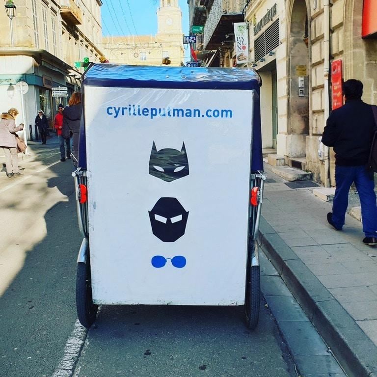 La galerie en ligne de Cyrille Putman: www.cyrilleputman.com