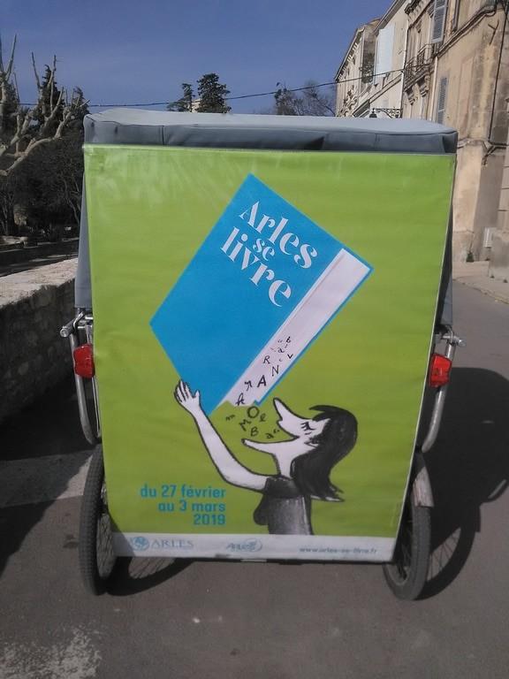 Arles se livre du 27 février au 3 Mars: le festival du bonheur de lire