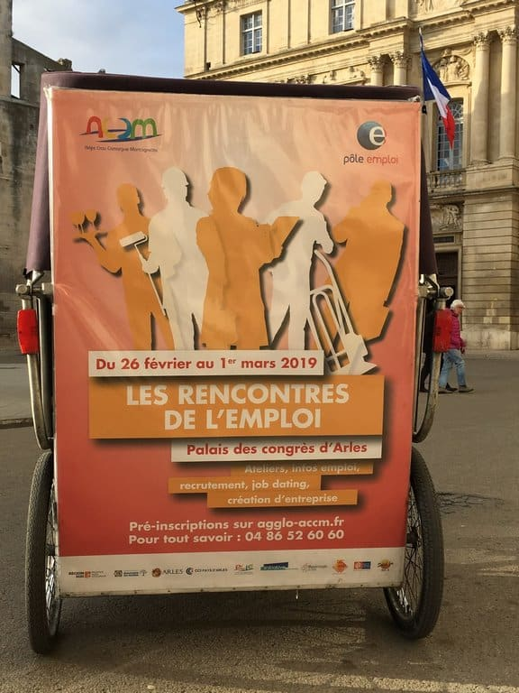 Les Rencontres de l'emploi 2019: Du 26 février au 02 Mars au palais des congrès d'Arles.