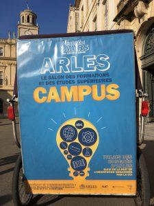 Arles Campus vendredi 8 Mars 2019 de 13h à 19h au Palais des congrès d'Arles