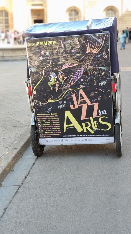 Jazz in Arles du 09 au 18 Mai 2019 proposé par l'association du Méjan.