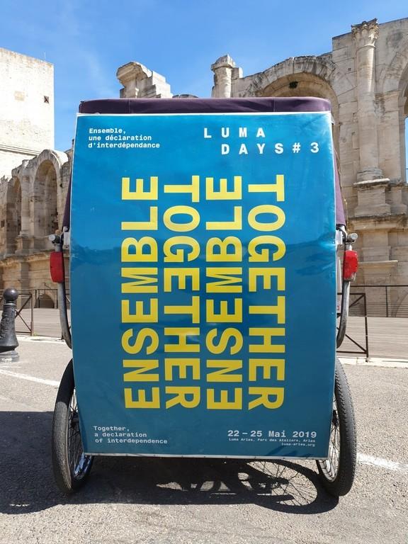 Luma Days du 22 au 25 Mai 2019 au Parc des Ateliers à Arles