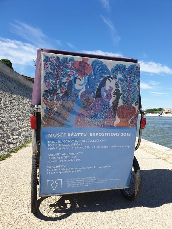 Expositions au musée Réattu à Arles: voici le programme.