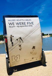 Nouvelle exposition au musée Réattu: «We were Five» proposée par 5 étudiants de l'institute of design et la revue Aperture
