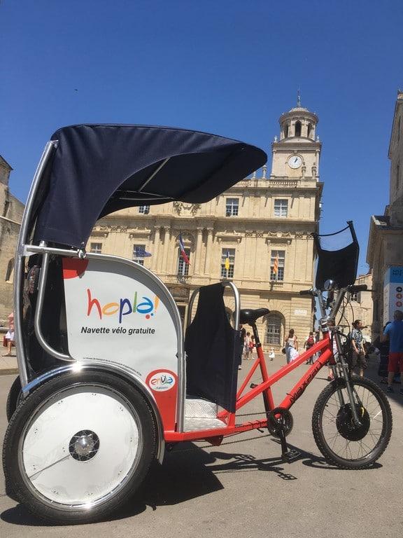 Transport gratuit Arles