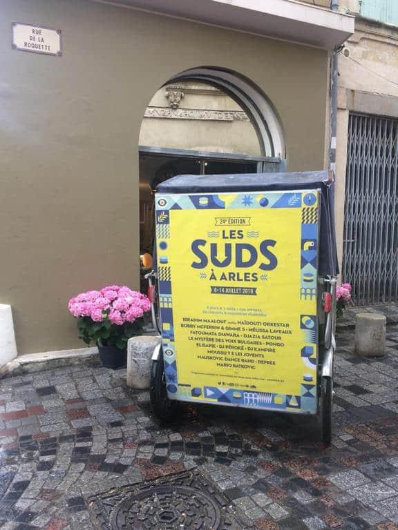 Les Suds à Arles du 8 au 14 juillet 2019