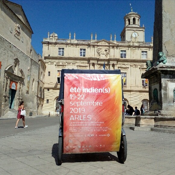 L'été indien(s), 19 au 22 septembre 2019 à Arles
