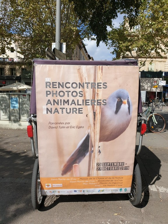 Les rencontres photographiques animalières et de nature jusqu'au 27 Octobre 2019