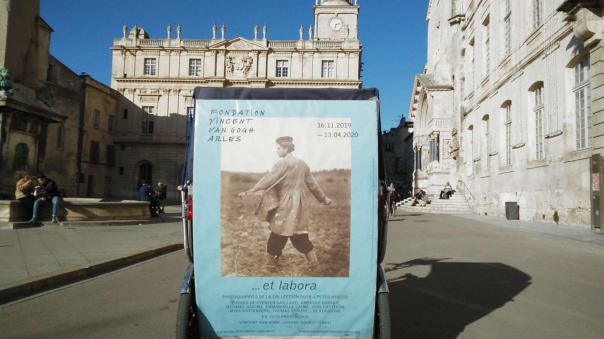 Nouvelle exposition à la Fondation Vincent Van Gogh d'Arles