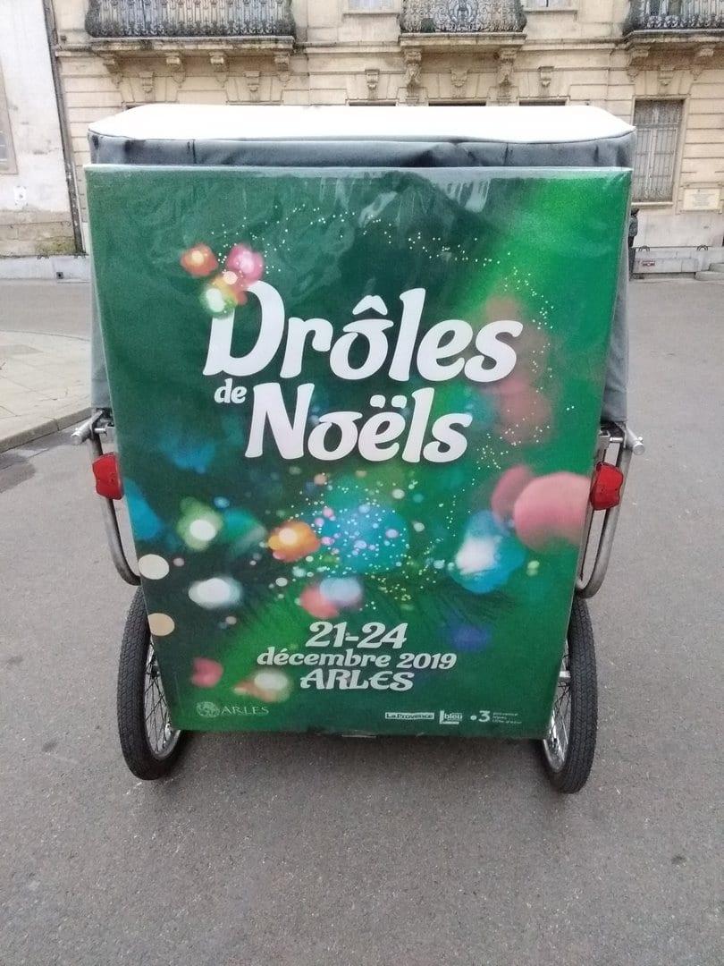Drôles de Noëls du 21 au 24 décembre 2019 à Arles