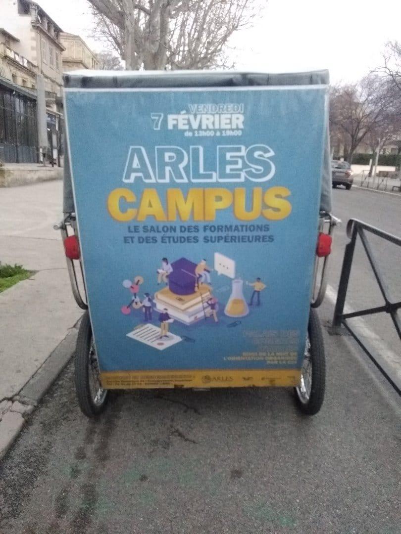 Arles Campus: le salon des formations et des études supérieures , le 07 février 2020 à Arles