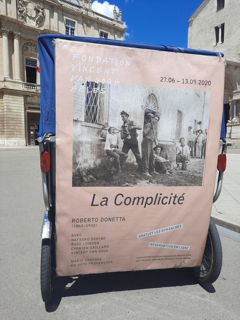 Réouverture de la Fondation Vincent Van Gogh à Arles avec une nouvelle exposition à partir du 27 juin 2020