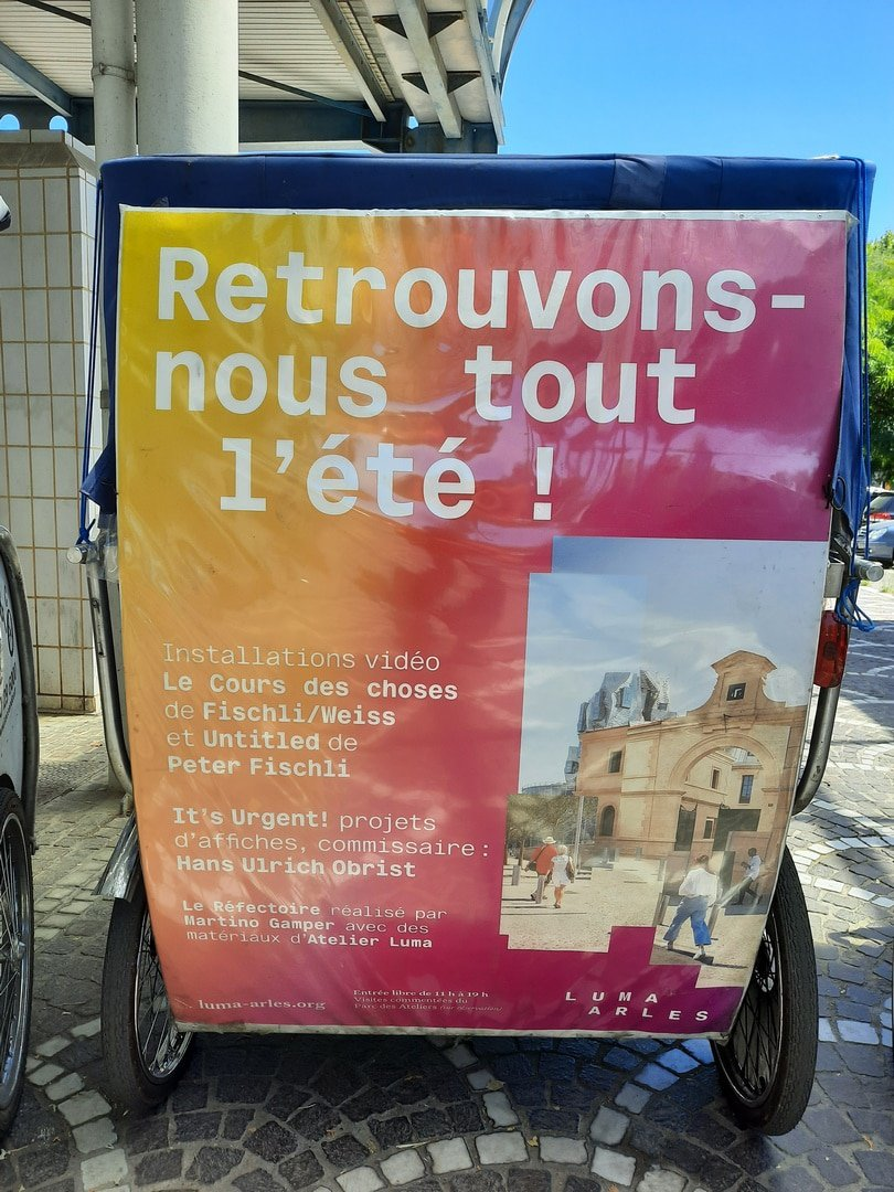 Découvrez le programme culturel estival de la Fondation Luma, entrée libre 11h à 19h tout l'été, au Parc des Ateliers à Arles