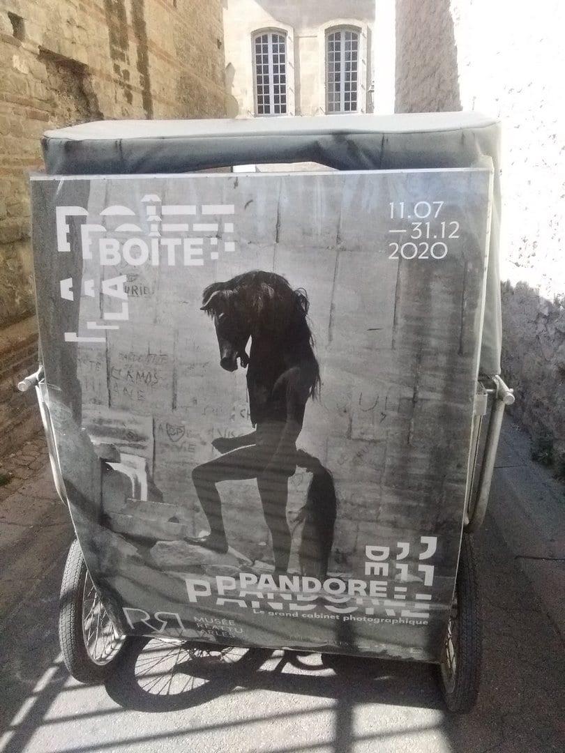 Nouvelle exposition au Musée Réattu d'Arles: La boite de Pandore, jusqu'au 31 décembre 2020