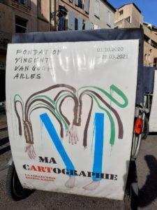Nouvelle exposition à la Fondation Vincent Van Gogh: Ma Cartographie: la collection Erling Kagge jusqu'au 28 Mars 2021