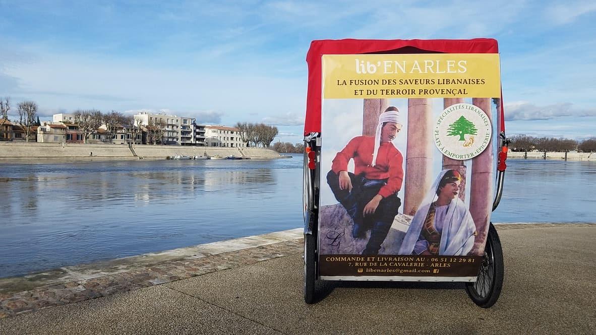 Lib'en Arles avec legrandrestaurant.fr, les délices de la cuisine libanaise livrés à votre porte