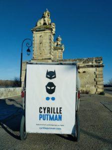 La galerie en ligne de Cyrille Putman reste ouverte
