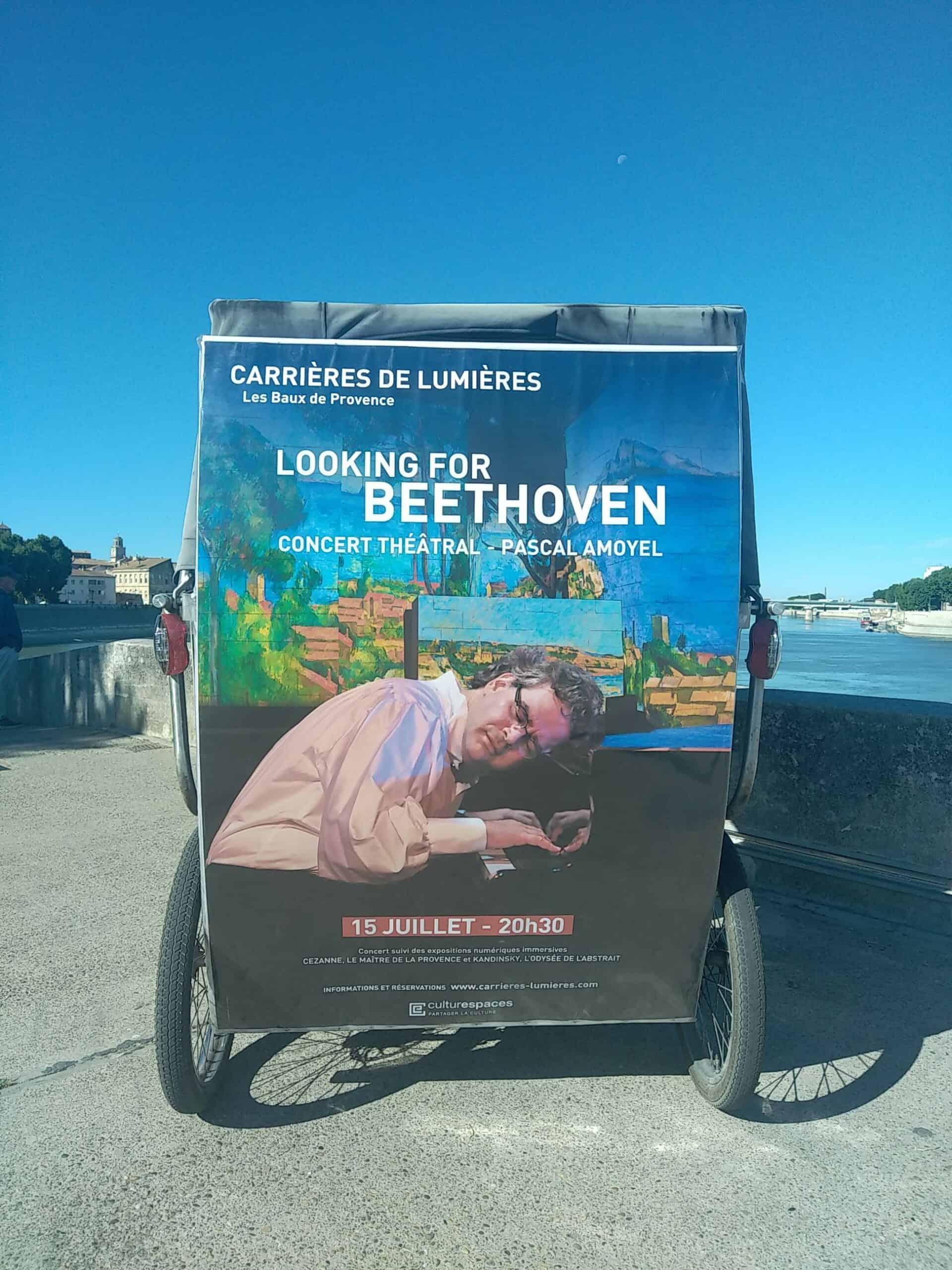 Un spectacle à ne pas manquer aux Carrières de Lumières des Baux-de-Provence