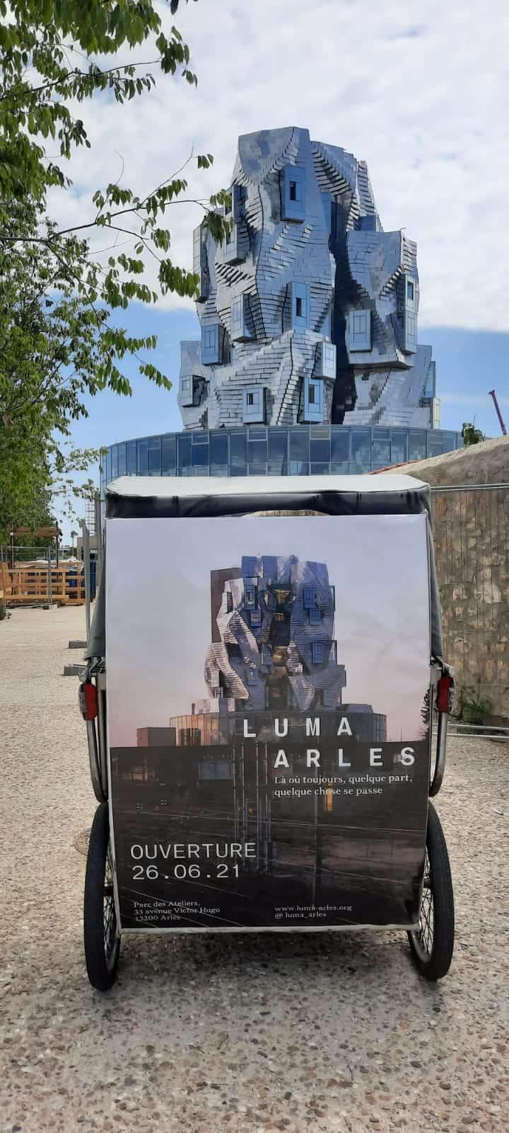 Ouverture Luma Arles le 29 juin: profitez des services Taco and Co