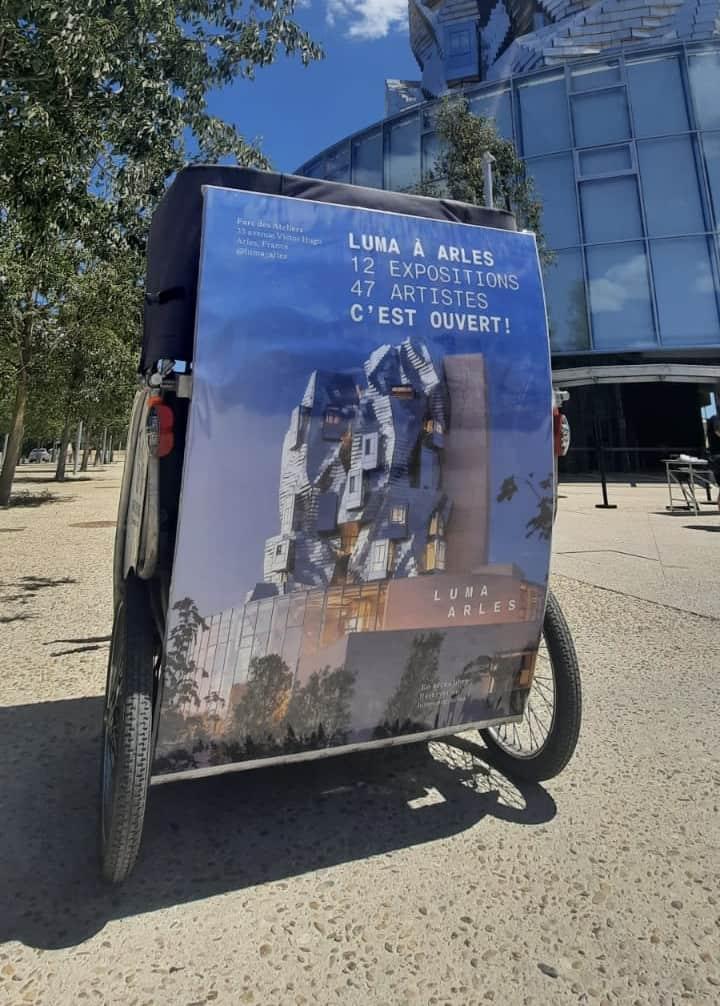 La Tour Luma, une visite hors du commun à Arles