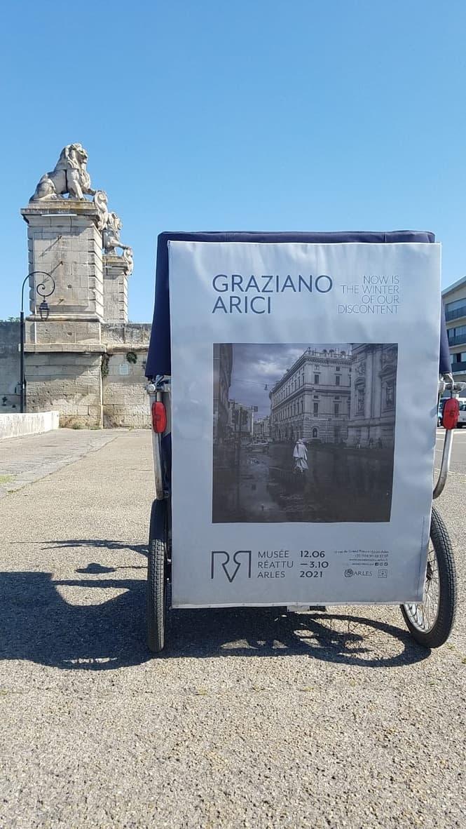 Graziano Arici au Musée Réattu