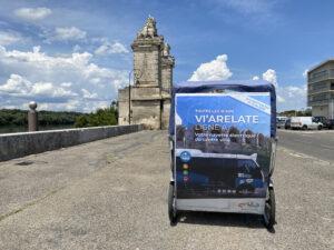 VI'ARELATE: Votre navette électrique dans le centre-ville d'Arles