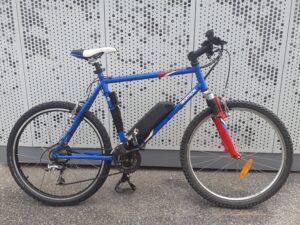 Taco and Co transforme votre vélo en vélo électrique!